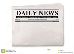 best photos of empty newspaper template daily newspaper