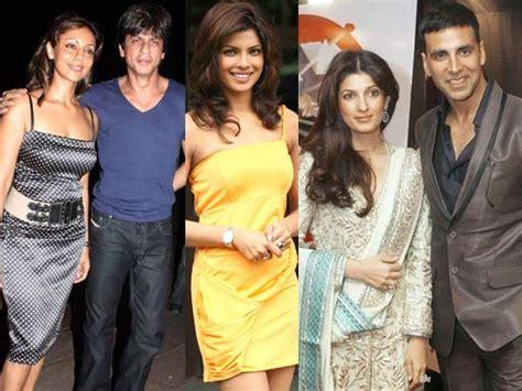 Bollywood | Extra Marital Affairs | Shahrukh | Gauri ...