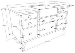 acheter meuble 233 vier en ch 234 ne zinc pieds compas