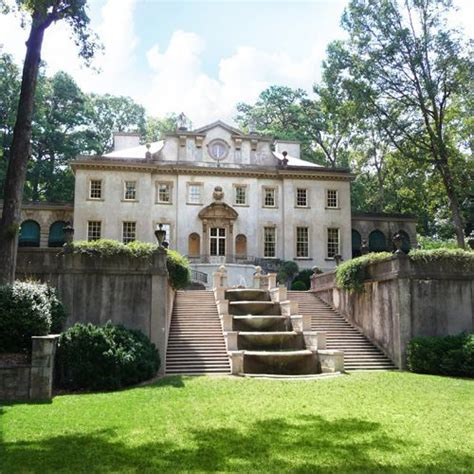 the swan house atlanta the legacy of atlanta architect philip trammell shutze ah l