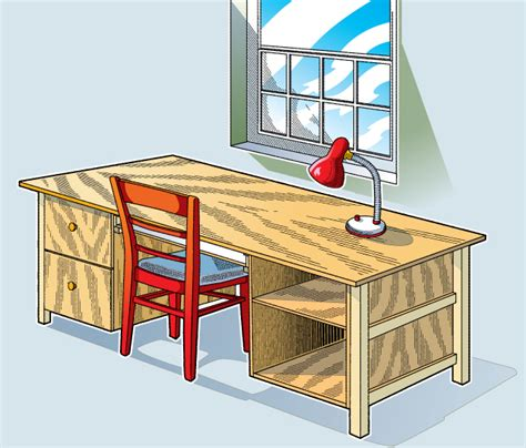Woodwork How To Build A Custom Desk Pdf Plans How To Build A Desk