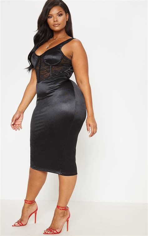 Little Black Dress Plus Size Curvy