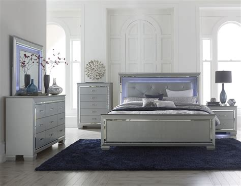 bedroom sets with mirrors mirrored bedroom furniture 5414 90866room latest