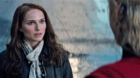thor film heroine confirmed natalie portman not returning for thor ragnarok