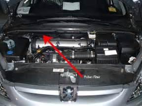 Peugeot 407 Pollen Filter Pollen Filter