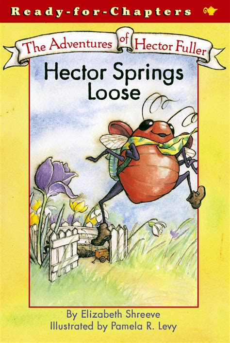 Novel Best Seller Hector And The Secrets Of hector springs book by elizabeth shreeve r levy official publisher page
