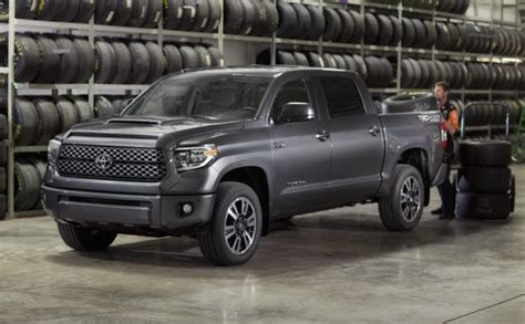 2019 Toyota Tundra Truck by 2019 Toyota Tundra Redesign Engines Features Price