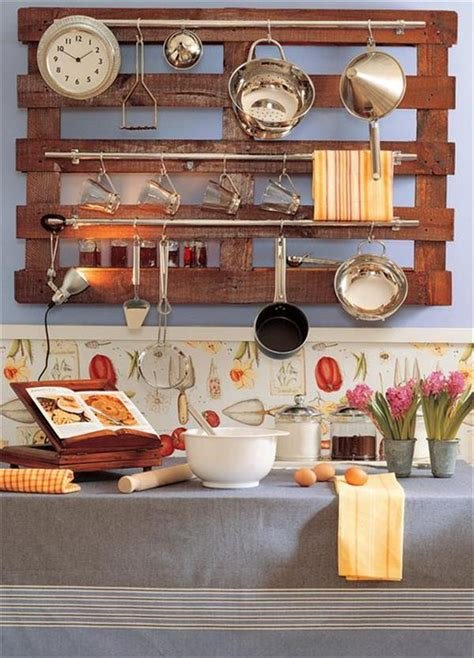 diy kitchen shelves made from pallets pallets designs