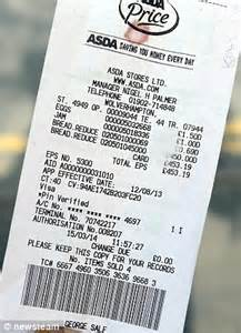 asda charges customer £450 for one loaf of bread   daily