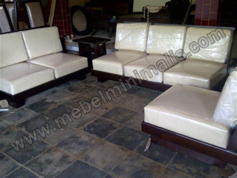 Kursi Busa Minimalis desain living room minimalis kursi makan busa jati jepara
