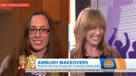 hoda and katie lee make overs ambush makeovers kathie lee and hoda 2014 latest make