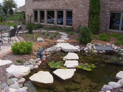 outdoor water features outdoor water features falls fountains and ponds in