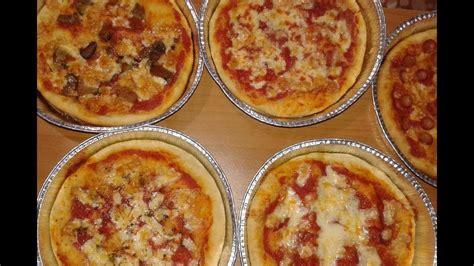 gusti pizza fatta in casa pizza fatta in casa come in pizzeria 5 gusti