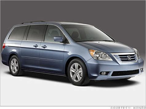best resale value cars by type honda odyssey (10