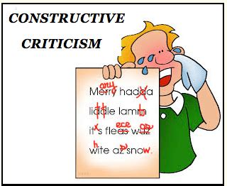 constructive criticism cartoon pictures to pin on