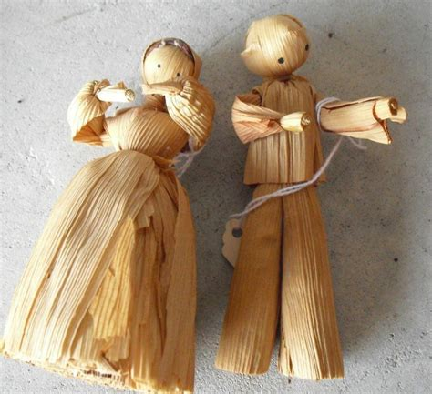 history of corn husk doll the world s catalog of ideas