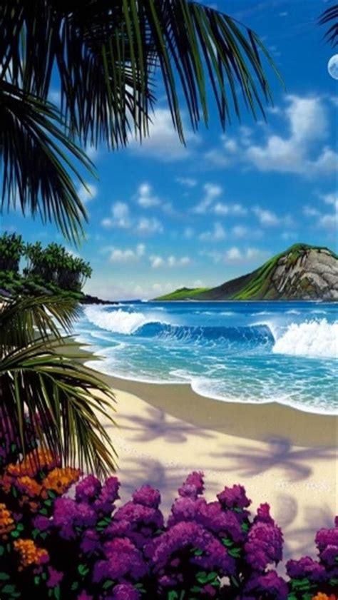 beautiful wallpaper for handphone 58 best images about palm tree escape on pinterest