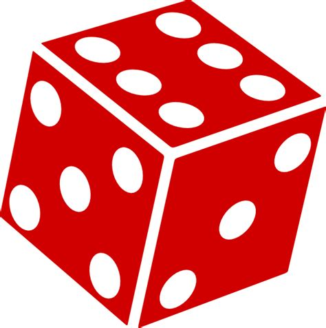 Free Dice Clipart six sided dice clip at clker vector clip royalty free domain