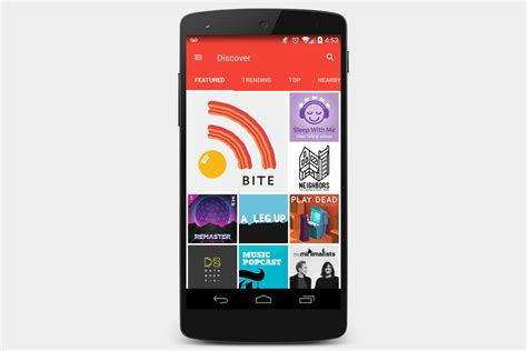 podcasts on android how to and listen to podcasts on android iphone digital trends