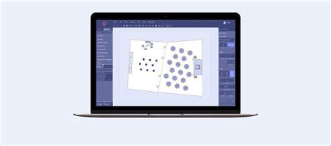 hotel sales tools using interactive floorplans