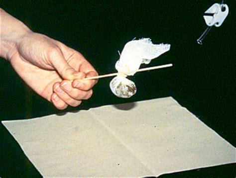 rubber sting techniques baermann technique procedure step 3