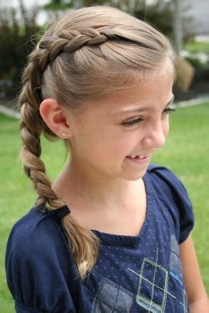 same side dutch braid | cute hairstyles | cute girls