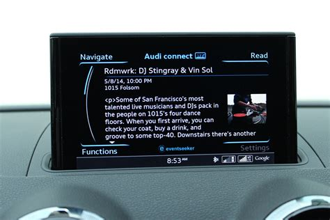 audi a6 connect 2015 audi a3 review of 4g lte mmi and audi connect services