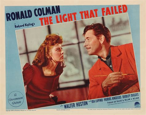the light that failed light that failed the 1939