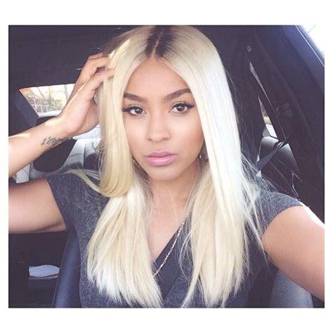 black womens hair to platinum blonde beauties fashionistas all things fashion amazing