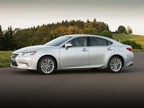 lexus sedan 2014 2014 lexus es 350 price photos reviews features
