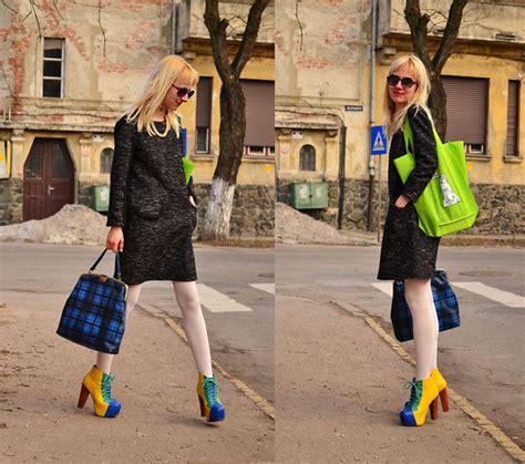 Bata Luzy Ballerina Shoes Hitam toshiko s h m paisley silk dress forever 21 sheer