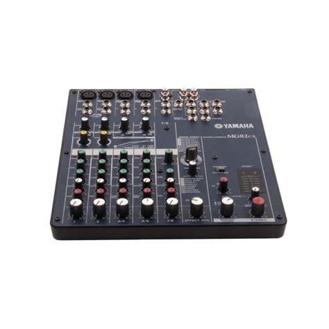 Harga Mixer Yamaha 4 Channel harga jual yamaha mg82cx audio mixer