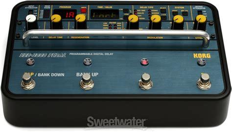 Korg Sdd3000 Programmable Digital Delay korg sdd 3000 programmable digital delay pedal sweetwater