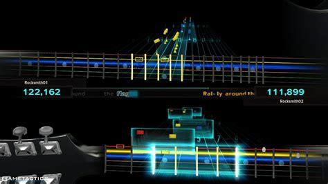 guitar tutorial xbox rocksmith review xbox 360 gametactics com