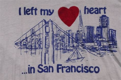 I Left My In by I Left My In San Francisco Sf Illustrated