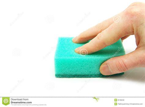amazing of stock photo hand with sponge cleaning bathroom sponge stock photo image 8746240