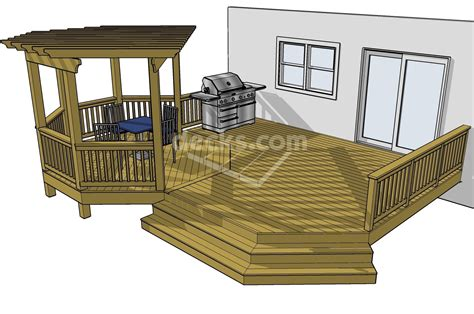 Decks Com 10 Tips For Designing A Great Deck Patio Plans Free Design