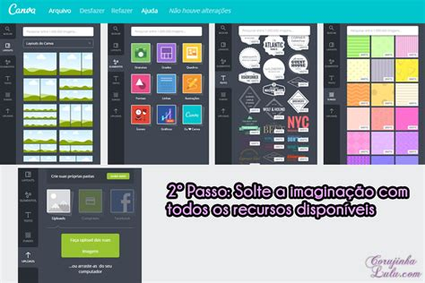 layout blog como fazer como criar gratuitamente designs incr 237 veis com o site canva