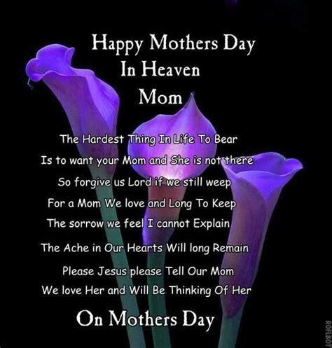 Quotes For S Day In Heaven Happy Mothers Day To In Heaven Happy S Day In