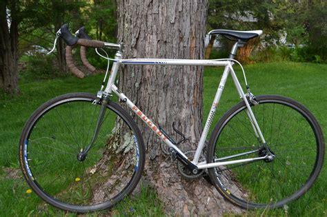 Peugeot Bike Frame by Vintage 1983 Peugeot Px10 Bicycle 531 Steel Frame