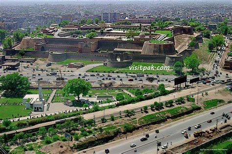 Frontier Forts the most famous places to visit in peshawar pakistan