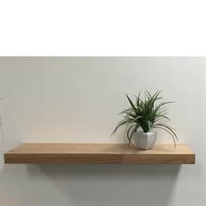 floating shelves rustic ash floating shelf 900x250x50mm mastershelf