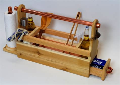 woodworking plan grill caddy antique woodworking