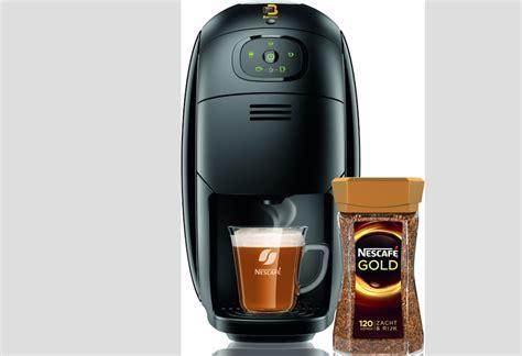 nescafe koffiemachine fonk marketing nescaf 201 lanceert koffiemachine voor