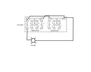 i four three pole lighting contactors each a 110v