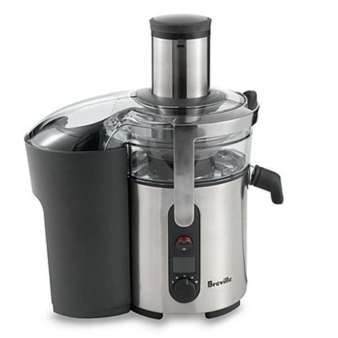 bed bath and beyond breville breville 174 ikon multi speed juice fountain bed bath beyond