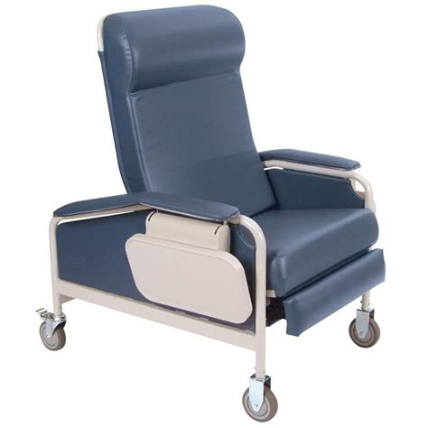 bariatric recliners winco three position convalescent bariatric recliner