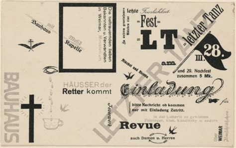 menu design eye movement 5 exles of bauhaus graphic design that shaped the