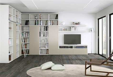 librerie ad angolo il progetto di flavia una parete attrezzata ad angolo con