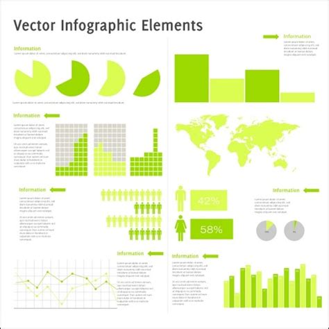 infographic templates 25 unique and free infographic templates idevie